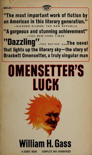 Cover of: Omensetter's luck