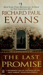 Cover of: The last promise
