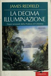 Cover of: La decima illuminazione