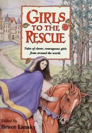 Cover of: Girls to the rescue, book #1