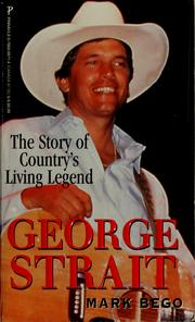 Cover of: George Strait