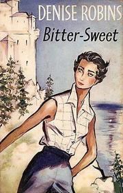 Cover of: Bitter-Sweet