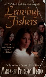 Cover of: Leaving Fishers