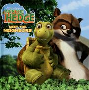 Cover of: Over the hedge