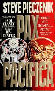 Cover of: Pax Pacifica