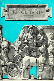 Cover of: An archaeological and historical guide to the pre-Islamic antiquities of Tripolitania