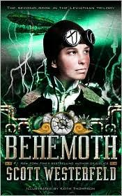 Cover of: Behemoth (Leviathan #2)
