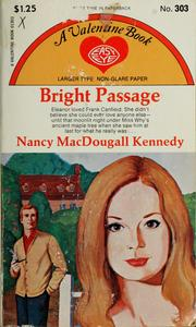 Cover of: Bright Passage