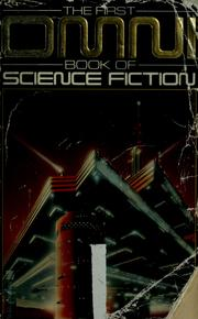Cover of: The First Omni Book of Science Fiction