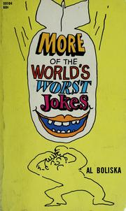Cover of: More of the world's worst jokes