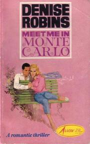 Cover of: Meet Me in Monte Carlo
