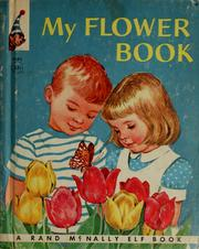 Cover of: My flower book