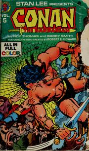 Cover of: Stan Lee presents the complete Marvel Conan the Barbarian