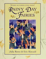 Cover of: Rainy day fairies