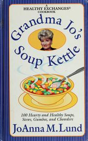 Cover of: Grandma Jo's soup kettle