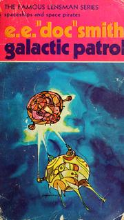 Cover of: Galactic patrol
