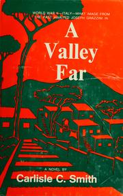 Cover of: A valley far