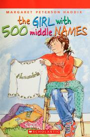 Cover of: The girl with 500 middle names