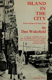 Cover of: Island in the city