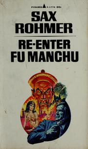 Cover of: Re-enter Fu Manchu
