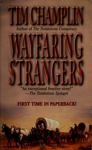 Cover of: Wayfaring strangers