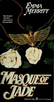 Cover of: Masque of jade