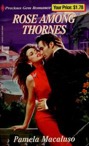 Cover of: Rose among Thornes