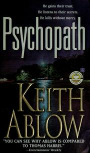 Cover of: Psychopath