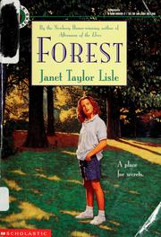 Cover of: Forest