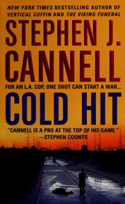 Cover of: Cold hit