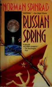 Cover of: Russian spring