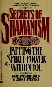 Cover of: Secrets of shamanism