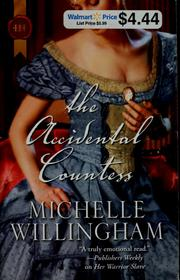 Cover of: The Accidental Countess
