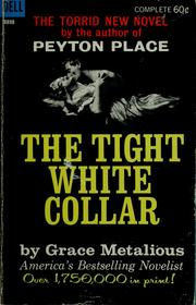 Cover of: The tight white collar