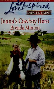 Cover of: Jenna's cowboy hero