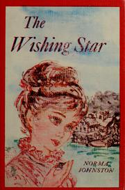Cover of: The wishing star