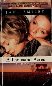 Cover of: A thousand acres