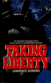Cover of: Taking liberty