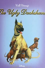 Cover of: Walt Disney's The Ugly Dachshund