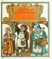Cover of: Cryes of Londontown
