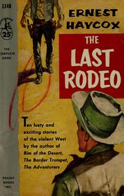 Cover of: The last rodeo