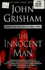 Cover of: The innocent man