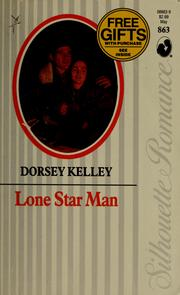 Cover of: Lone star man