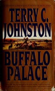 Cover of: Buffalo Palace