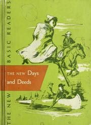 Cover of: The new days and deeds