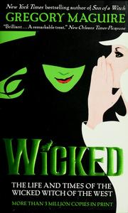 Cover of: Wicked