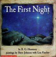 Cover of: The first night
