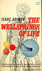 Cover of: The wellsprings of life