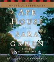 Cover of: Ape House