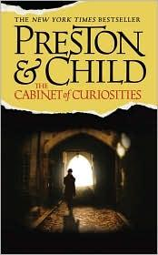 Cover of: The Cabinet of Curiosities (Special Agent Pendergast #3)